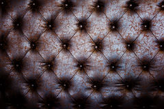Luxury brown leather Royalty Free Stock Photography