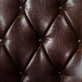 Luxury brown leather Royalty Free Stock Images