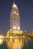 Luxury building , Dubai Royalty Free Stock Images