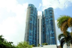 Luxury building, Florida Stock Photo