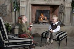 Luxury California Holiday royalty free stock photography