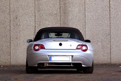Luxury Car Royalty Free Stock Photography