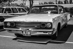 A luxury car Chrysler New Yorker Stock Photos