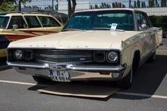 A luxury car Chrysler New Yorker Royalty Free Stock Photos