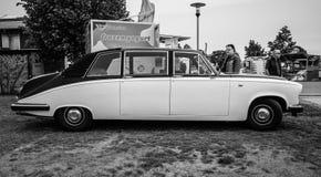 Luxury car Daimler limousine DS420, 1986 Royalty Free Stock Photo