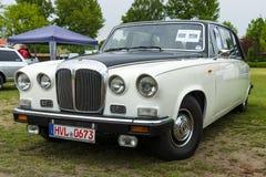 Luxury car Daimler limousine DS420, 1986 Stock Photo