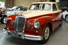 Luxury car Daimler Majestic Major V8 Stock Photography
