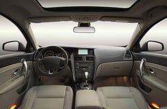 Free Luxury Car Interior Royalty Free Stock Photo - 44444215