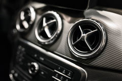 Luxury car Stock Photography