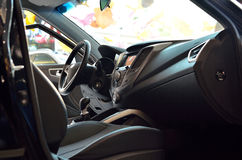 Car interior details Royalty Free Stock Photography