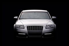 Luxury car isolated stock image