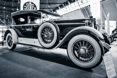 Luxury car Mercedes-Benz 24/100/140 PS Fleetwood, 1924. Stock Photography
