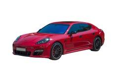 Luxury car Porshe Panamera Stock Images