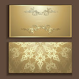 Luxury card Stock Images