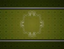 Luxury card or invitation Royalty Free Stock Photos