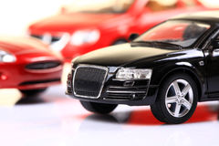 Luxury cars Royalty Free Stock Images