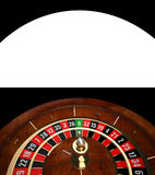 Luxury Casino Roulette Stock Photo