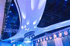 Luxury ceiling Royalty Free Stock Images