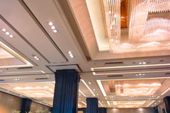 Luxury ceiling Royalty Free Stock Photos