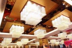 Luxury ceiling Royalty Free Stock Photo