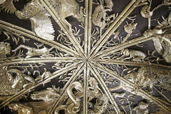 Luxury ceilings Stock Image