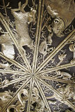 Luxury ceilings Royalty Free Stock Images