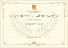 Luxury certificate template with elegant border frame diploma d luxury certificate template with elegant border frame diploma d royalty free stock photos yelopaper Choice Image
