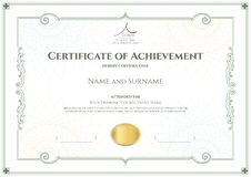 Luxury certificate template with elegant border frame diploma d luxury certificate template with elegant border frame diploma d royalty free stock images yelopaper Image collections