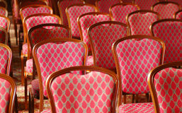 Luxury chairs Royalty Free Stock Image