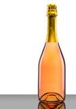 Luxury champagne bottle Royalty Free Stock Image
