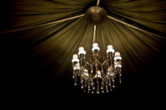 Luxury Chandelier Stock Photography