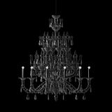 Luxury chandelier Royalty Free Stock Photos