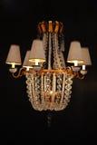 Luxury chandelier Stock Photos