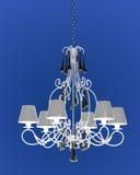 Luxury chandelier Stock Image