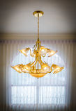 Luxury Chandelier Stock Images