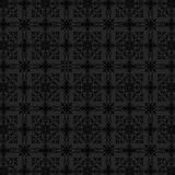 Luxury charcoal floral wallpaper. By Black-Hard Artstudio Royalty Free Stock Photos