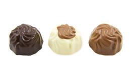 Luxury chocolate Royalty Free Stock Photography