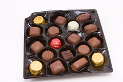 Free Luxury Chocolates Royalty Free Stock Photography - 12442277