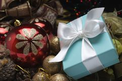 Luxury christmas Royalty Free Stock Images