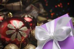 Luxury christmas Royalty Free Stock Photo