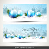 Luxury Christmas background Royalty Free Stock Photos