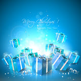 Luxury Christmas background Royalty Free Stock Photography
