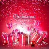 Luxury Christmas background Royalty Free Stock Image