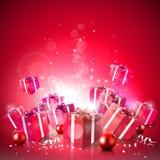 Luxury Christmas background Royalty Free Stock Photo