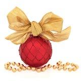 Luxury Christmas Bauble Stock Photos