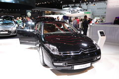 Luxury Citroen C6 Royalty Free Stock Images