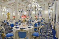 Free Luxury Classic Restaurant Royalty Free Stock Photos - 57146858