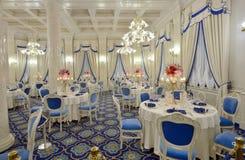 Free Luxury Classic Restaurant Royalty Free Stock Image - 61812686