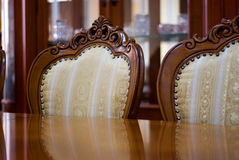 Luxury Classic Style  Furniture. Royalty Free Stock Photo