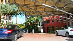 Luxury condo Sunny Isles Beach FL stock video footage